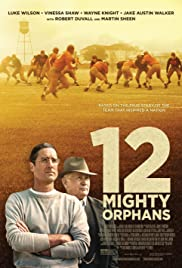 12 Mighty Orphans (2021) DVD Release Date