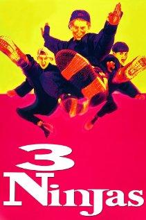 3 ninjas 1992 dvd