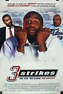 3 Strikes (2000) DVD Release Date