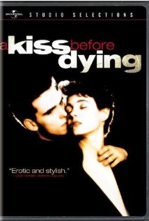 A Kiss Before Dying (1991) DVD Release Date