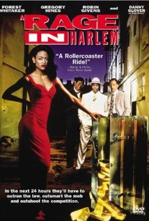 A Rage in Harlem (1991) DVD Release Date