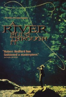 A River Runs Through It (1992) DVD Release Date