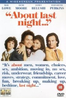 About Last Night... (1986) DVD Release Date