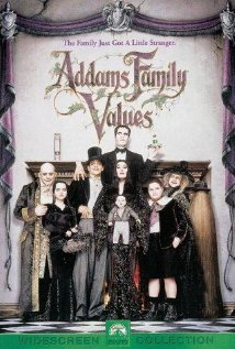 Addams Family Values (1993) DVD Release Date