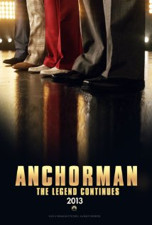 Anchorman 2: The Legend Continues (2013) DVD Release Date
