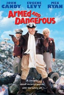 Armed and Dangerous (1986) DVD Release Date