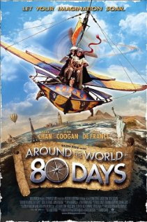Around the World in 80 Days (2004) DVD Release Date