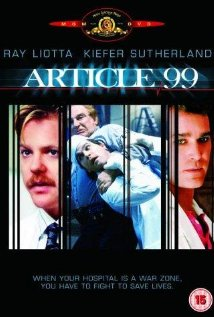 Article 99 (1992) DVD Release Date