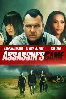 Assassin's Game (2015) DVD Release Date