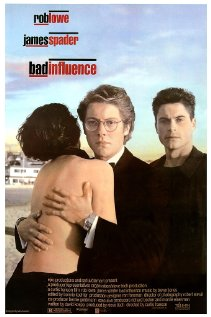 Bad Influence (1990) DVD Release Date