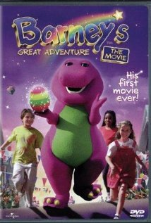 Barney's Great Adventure (1998) DVD Release Date