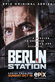 Berlin Station (TV Series 2016- ) DVD Release Date