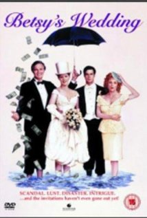 Betsy's Wedding (1990) DVD Release Date