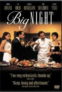 Big Night (1996) DVD Release Date
