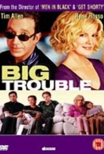 Big Trouble (2002) DVD Release Date