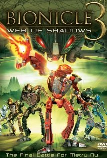 Bionicle 3: Web of Shadows (Video 2005) DVD Release Date