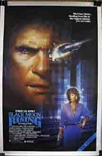 Black Moon Rising (1986) DVD Release Date
