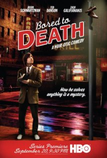 Bored to Death (TV Series 2009) DVD Release Date