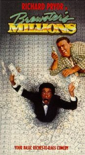 Brewster's Millions (1985) DVD Release Date
