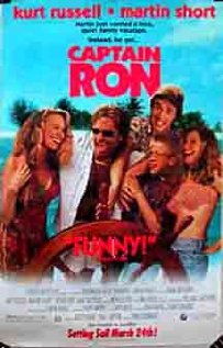 Captain Ron (1992) DVD Release Date