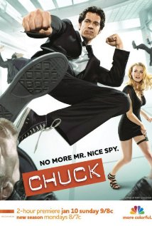 Chuck (TV Series 2007- ) DVD Release Date