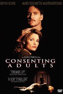 Consenting Adults (1992) DVD Release Date
