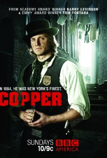 Copper (TV 2012) DVD Release Date