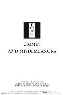 Crimes and Misdemeanors (1989) DVD Release Date