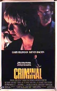 Criminal Law (1988) DVD Release Date