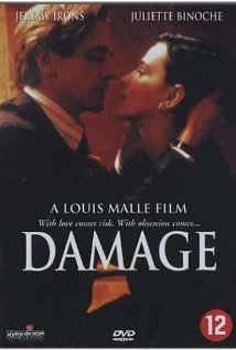 Damage (1992) DVD Release Date