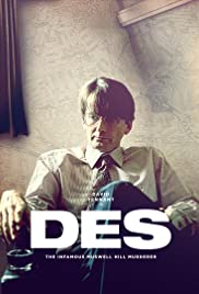 Des (TV Mini-Series 2020) DVD Release Date