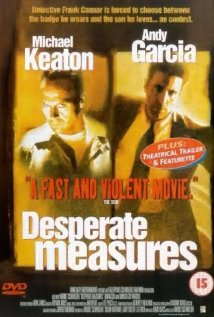 Desperate Measures (1998) DVD Release Date