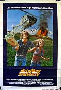 Dirty Mary Crazy Larry (1974) DVD Release Date