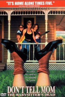 Don't Tell Mom the Babysitter's Dead (1991) DVD Release Date