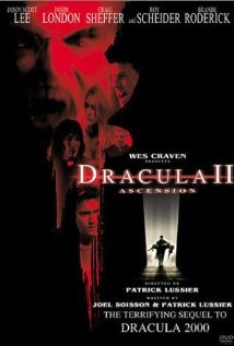 Dracula II: Ascension (Video 2003) DVD Release Date