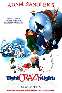 Eight Crazy Nights (2002) DVD Release Date