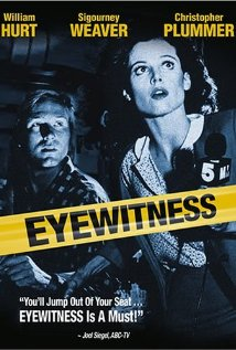 Eyewitness (1981) DVD Release Date