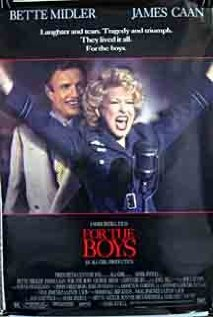 For the Boys (1991) DVD Release Date