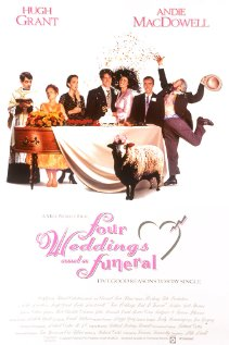 Four Weddings and a Funeral (1994) DVD Release Date