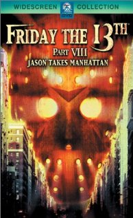 Friday the 13th Part VIII: Jason Takes Manhattan (1989) DVD Release Date