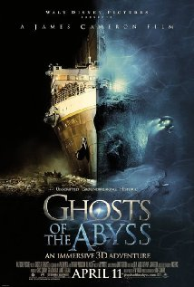 Ghosts of the Abyss (2003) DVD Release Date