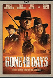 Gone Are the Days (2018) DVD Release Date