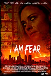 I Am Fear (2020) DVD Release Date