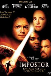 Impostor (2001) DVD Release Date