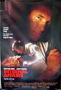 Internal Affairs (1990) DVD Release Date