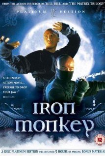 Iron Monkey (1993) DVD Release Date