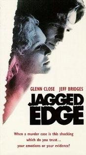 Jagged Edge (1985) DVD Release Date