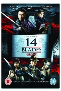 14 Blades (2010) DVD Release Date