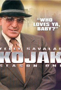 Kojak (TV Series 1973-1978) DVD Release Date