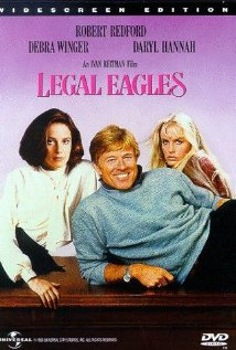 Legal Eagles (1986) DVD Release Date
